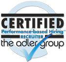 Performance-based Hiring Certified Logo